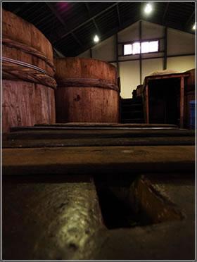 三奥屋の六尺樽